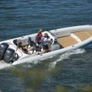 Twin outboard Serket 98