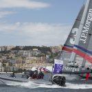 America's Cup World Series Naples/ ACWS Naples. Italy. Credit: Lloyd Images
