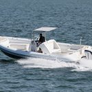 Silurian 1080 Twin Outboards