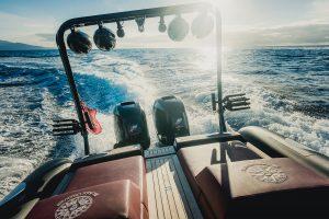 Silurian 1080 Twin Outboard