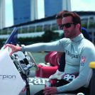 Sir Ben Ainslie with BAR's Serket