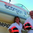 Scorpion's record breaking couple